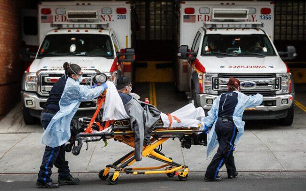 南加州病床爆满 送病患到湾区医院