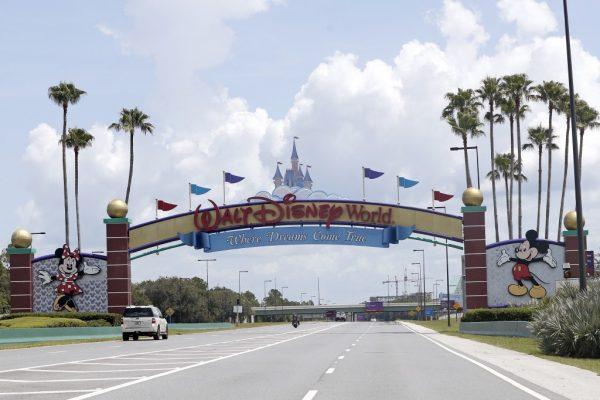 Downtown Disney周四重新开放