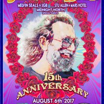 Jerry Garcia Tribute音乐节(8/6)